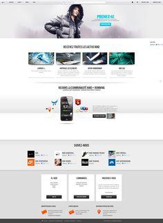 inspiring website design