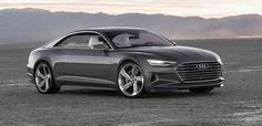 Конкурент Tesla Model S от Audi получит название A9 e-tron / Только машины