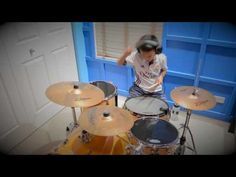 Ariana Grande - Side To Side (Drum Cover) - YouTube