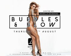 ‪#‎Thursday‬ 11th ‪#‎august‬ ‪#‎Bubbles‬&blow hosted by ARABELLA DRUMMOND ‪#‎Restaurant‬ from 5pm ‪#‎Lounge‬ from 10.30pm E: reservations@dstrkt.co.uk | T: 0207 317 9120 Follow us: @dstrktlondon Winner Best Restaurant & Lounge 2016