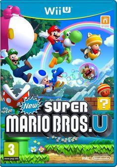 'New Super Mario Bros. U' arrasa en las listas de ventas de Estados Unidos http://juegospordos.blogspot.com