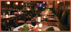 This is a Resturant called Sotto cinque. They serve Italian food and great Wine..Love this place.They are located at 322 86th st, NY,NY