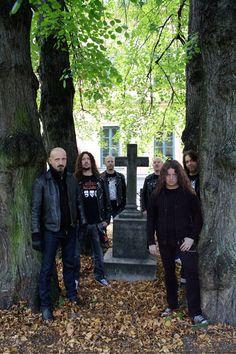 Krux - Doom Metal band from Sweden.
