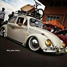Fusca Vw Volkswagen, Vw Beetles, Antique Cars, Motorcycle, Vehicles, Volvo, Type 1, Punch, Vw Bugs