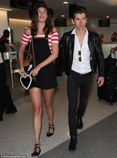 Alex Turner admits he's excited about his future with Taylor Bagley