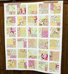 Quilting: Market Street Quilt Pattern
