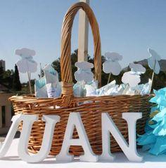 Ositos de decoración para bautizo, nacimiento o baby shower, osito tous. www.bebesyotrosdulcesdetalles.blogspot.com Facebook: mis pequeños bebes