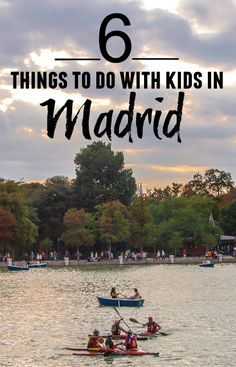 Looking for fun for the whole family in Madrid? Check out these top things to do with kids in Madrid including museums, wildlife parks and theme parks. Travel With Kids, Family Travel, Visit Madrid, Madrid Travel, Family Days Out, Weekend Trips, Weekend Breaks, Spain Travel, European Travel