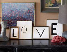Love, Design Sponge