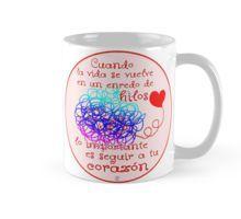 Enredo de hilos. #heart #cuore #corazón #fili #wires #hilos #life #vida #vita #frase #motivazionale #citazione #cita #quote #bags #totebags #prints #apparel #gift #phonecases #accessories #canvas #tanktops #tees #tshirts #t-shirt #hoodies #sweatshirts #clothes #clothings #borse #stampe #abbigliamento #regalo #accessori #tele #canottiere #magliette #maglie #maglietta #maglioni #felpe #abiti #vestiti #quadri #bolsos #ropa #regalos #accesorios #tazas #lienzos #camisetas #cuadros #sudaderas…