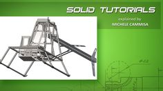 SOLIDWORKS Helicopter Ep.6 - Weldments / Telai Saldati