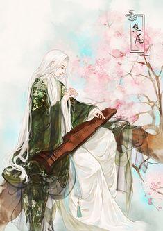 Asian art|Oriental art Art And Illustration, Character Illustration, Botanical Illustration, Chiara Bautista, Character Art, Character Design, Fantasy Art Men, Handsome Anime Guys, China Art