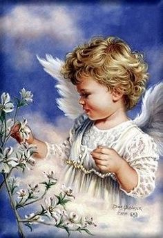 By Dona Gelsinger Angel Images, Angel Pictures, Angel Quotes, I Believe In Angels, Images Vintage, Angels Among Us, Angels In Heaven, Guardian Angels, Angel Art