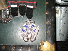 Royal Navy Air Service Distinguished Service Medal (SP) 002