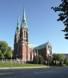 Johanneksen kirkko, Johannes church (St. John's) in Helsinki