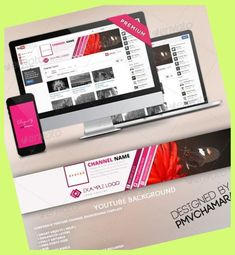 Youtube Background Template 02 By Pmvch Graphicriver Youtubethumbnail Size Youtube Thum Youtube Thumbnail Youtube Clickbait Thumbnail