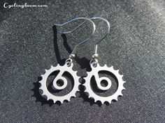 Cb Earrings | Cycling boom products | Bicycle Inspired Earrings $2