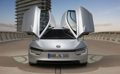2014 Volkswagen XL1 Wallpaper Free Download. Resolution 2560x1600 px - GreatCarWallpaper ID 3757