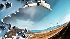 Discovery Network Refresh by LostProject, via Behance