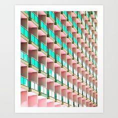 A shot of the Ala Moana Hotel in Honolulu