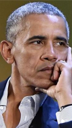 Deep in thought. I would not have stood a chance staying in office.