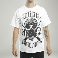 Illicit Colthing - NZ Streetwear, Notorious.