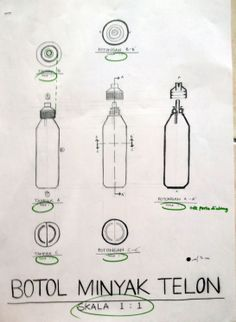 Botol Minyak Telon