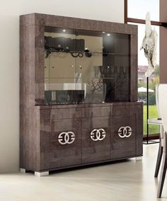 Largest China, Buffets And Cabinets Collection: Perfectly Sized For Large  Dining Rooms, The Modern And Spacious Prestige China Features Lots Of Space  For ...
