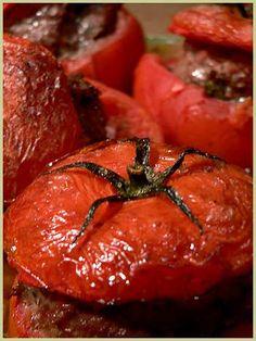 Stuffed tomatoes — Tomates farcies   La Tartine Gourmande
