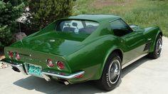 1972 Chevrolet Corve