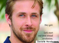 Get ready. Your coffee table is never going to be the same again. As HuffPost Women reported previously, there is going to be a book version of one. Feminist Ryan Gosling, Ryan Gosling Meme, Love Him, My Love, Perfect Couple, Hey Girl, Revolution, Humor, News