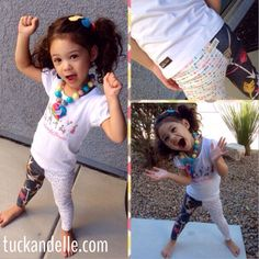 Tuck and Elle babe  Leggings at tuckandelle.com