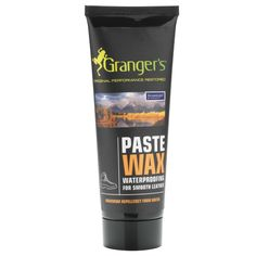 GRANGER'S Paste Wax 75 ml cipőkrém