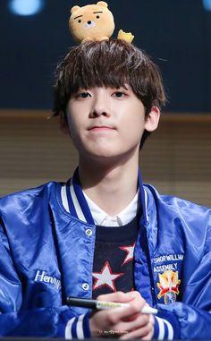 [14.11.16] Kangnam Fansign Event - SanHa My lilbaby