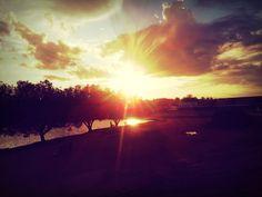 TotalArt: Por do sol :D