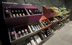 Storeage, the Amsterdam-based international retail design agency, has helped online wine retailer Grapy.nl develop its first ever physical store with the Grapy Store.