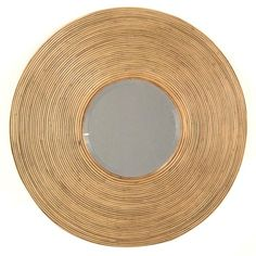 I pinned this Billabong Round Mirror in Natural from the Padma's Plantation event at Joss and Main!