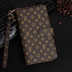 Louis Vuitton iPhone 6 Plus Case Wallet LV Folio Cover Monogram