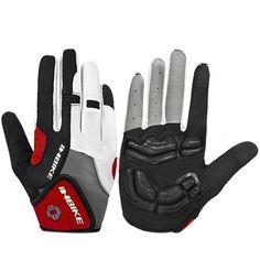 Homme Demi Doigt Cyclisme Gants Route Course cycliste Mitaines Sports Track Glove