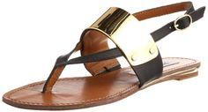 Amazon.com: Steve Madden Womens CUFFF Slingback Sandal,Black,7.5 M US: Steve Madden: Shoes