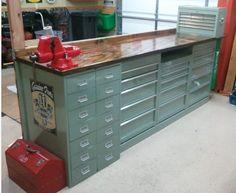 Workshop ~ tool organization