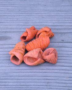 Könnyen ragasztható, nagy méretű narancs lali.