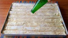 borek-sosu-peynirli-borek-tarifi Winter Food, Cake Recipes, Food And Drink, Make It Yourself, Cooking, Kitchen, Food, Recipe, Brot