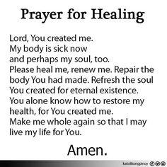 Prayer For Healing Quotes Enchanting Prayer For Healing Quotes  Healing Prayer Wwwfacebook