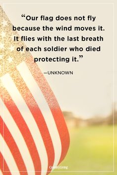 40 Famous Memorial Day Quotes - Sayings That Honor America's Fallen Heroes Soldier Quotes Inspirational, Inspiring Quotes, Funny Quotes About Life, Life Quotes, Wisdom Quotes, Relationship Quotes, America Quotes, Hero Quotes, Fun Quotes