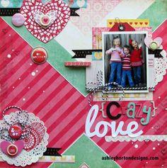 Crazy Love - Scrapbook.com