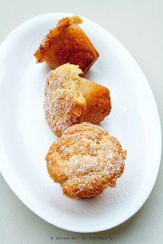 Breakfast at Tiffany's: Muffin con zenzero candito / Candied ginger muffin...