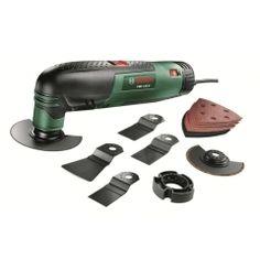 Bosch Multifunktions Werkzeug PMF 190 E mit Zubehör Set in Toolbox...  Günstig zu bekommen bei hitseller.de