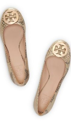 Cozy flats by Tory Burch