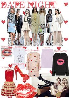 How To Wear- Date Night. Words by Rosie Feenstra. www.kit-magazine.com